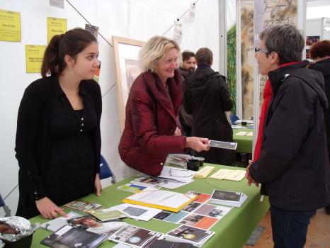Cécile Almeida et Françoise Gaume, 2010 © Stimultania