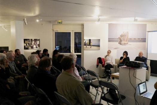 Rencontre avec Po Sim Sambath et Alain Bernardini © Stimultania