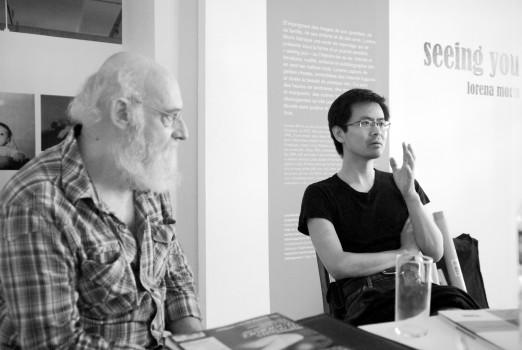 Alain Kaiser et Naohiro Ninomiya © Sonia Poirot