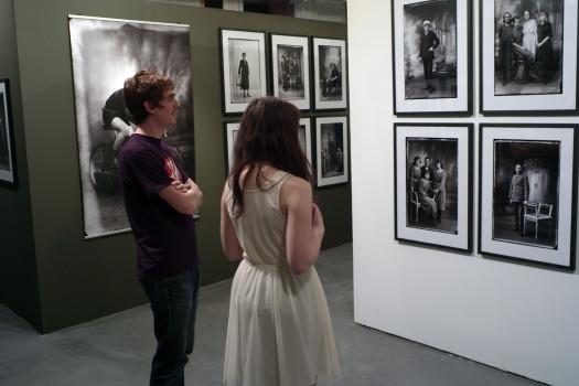 Julian Gilquin et Marion Hulot © Mary van Eupen
