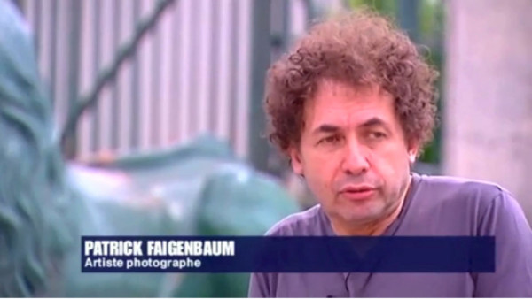 Résidence de Patrick Faigenbaum © Reportage France 3