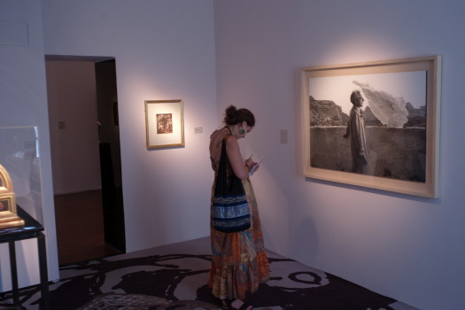 Barbara Hyvert, Arles 2011 © Alain Kaiser