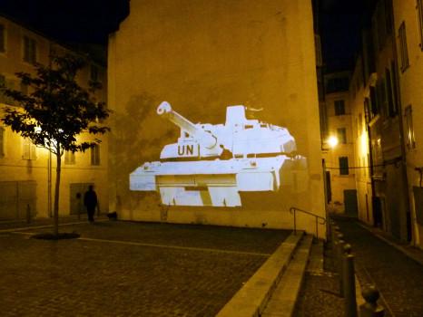 © La nuit de l'instant, Marseille, 2010.