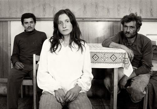 Erdöbenye, Hongrie, 1979 © Pentti Sammallahti