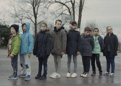 Avant de monter © Emilie Saccoccio et les élèves, Stimultania, 2018