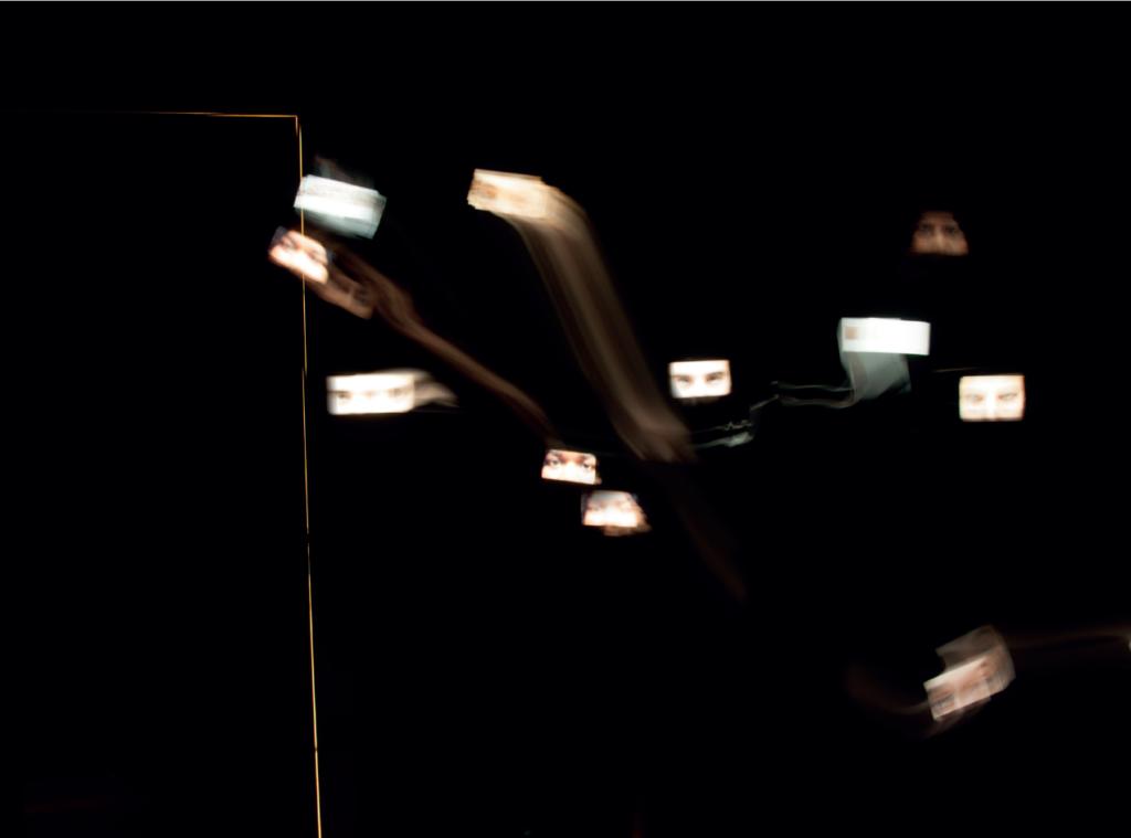 Le peuple de la nuit © élèves de secondes avec Joseph Gallix, cité scolaire Elie Vignal