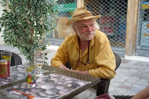 Bob Fleck, Arles 2011 © Alain Kaiser
