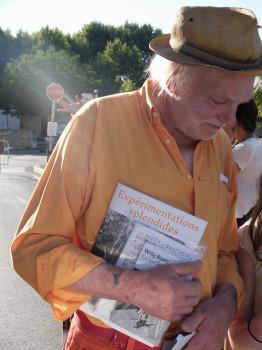 Bob Fleck, Arles, 2016 © Matilde Brugni