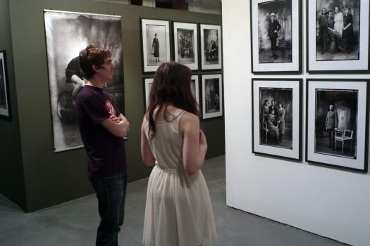 Julian Gilqun et Marion Hulot © Mary van Eupen