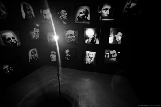 Exposition Half Life, de Michael Ackerman, 2009 © Benoît Schupp