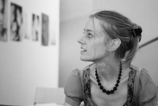 Céline Duval, 2011 © Sonia Poirot