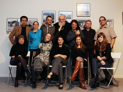 Les membres de Stimultania, 2011