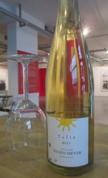 Solis, 2011, Domaine Julien Meyer (Vin d'Alsace) © Stimultania