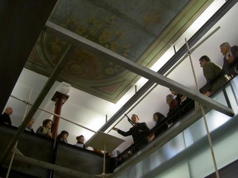 © TransRhein Art. Week-end de l'art contemporain, mars 2011