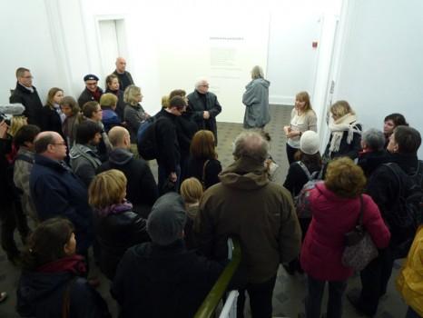 © TransRhein Art. Week-end de l'art contemporain, mars 2012
