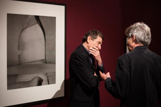 Michel Métayer et François Saint Pierre © Maxime Faury