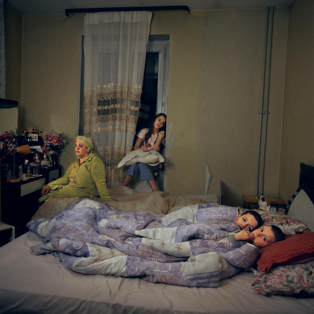 Karima, Katia, Mohamad, Oisime © Viktoria Sorochinski