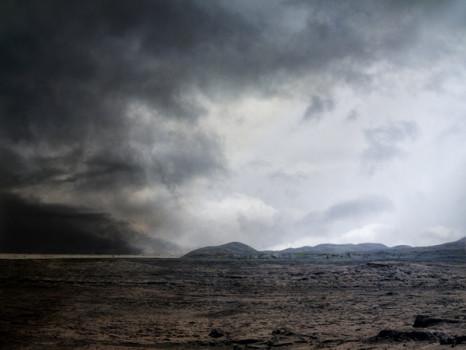 « Ich will eine Wahrheit, die erfunden ist / I want a truth that has been invented / Je veux une vérité inventée » photomontages, 11 pièces, tirages pigmentaires, 2012 / 2013 © Eva Borner
