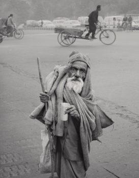 Delhi, Inde, 1999 © Pentti Sammallahti
