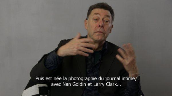 Gerry Badger, extrait du documentaire « Photo imprimée » de Franck Landron