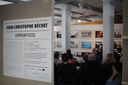 Rencontre publique avec Jean-Christophe Béchet à Stimultania, avril 2018